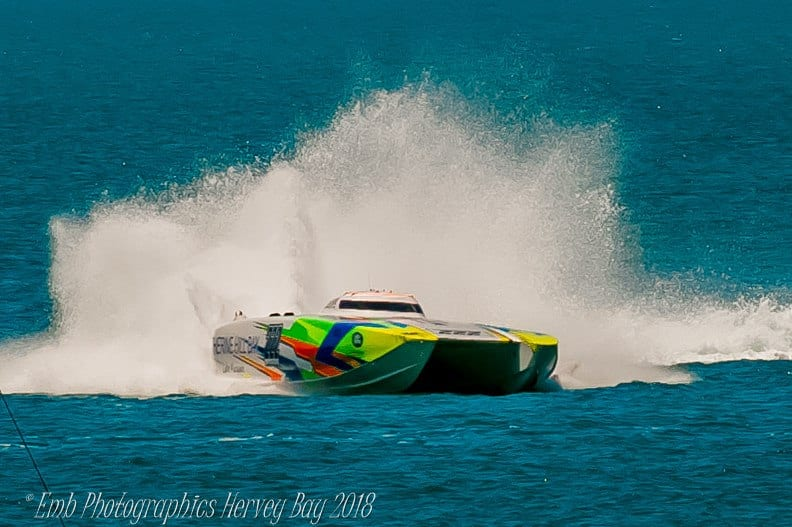 Supercars Star 200km/h Plus –  On Water!