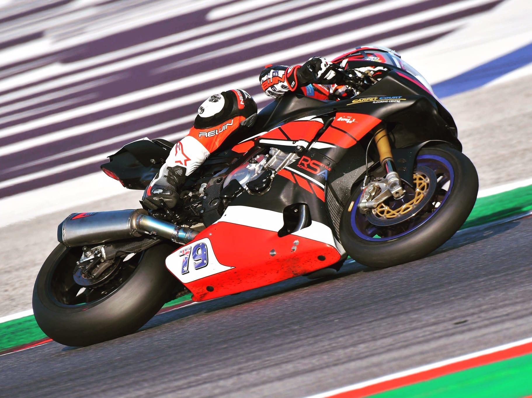 Australian Superbikes Championship (ASBK) – Sydney Motorsport Park