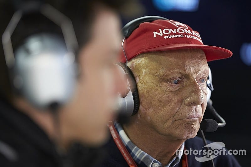 Niki Lauda on Road to Recovery