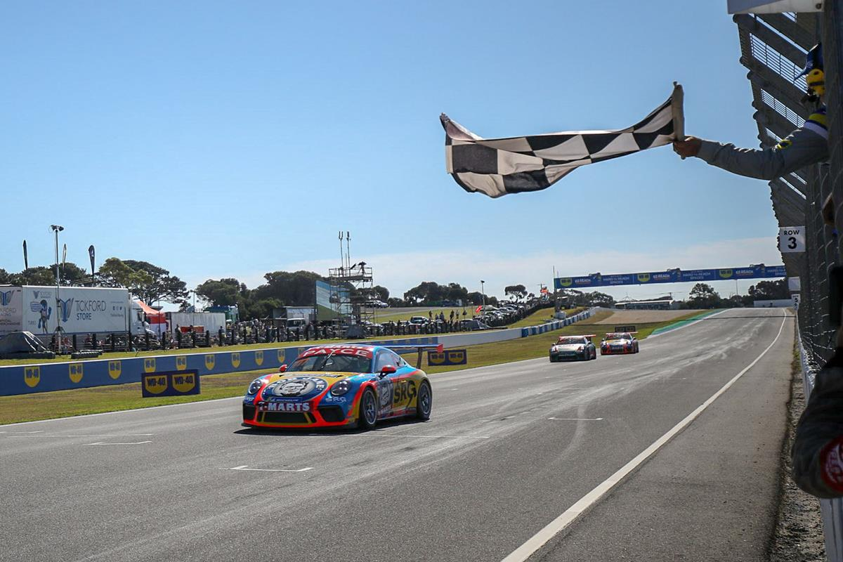 Jordan Just Loves Phillip Island