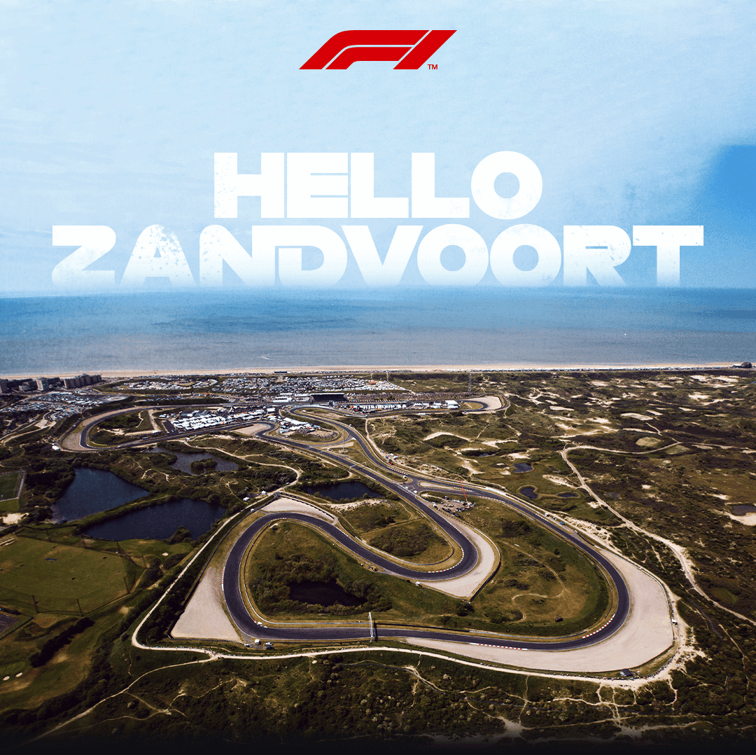 Dutch F1 Grand Prix 2020