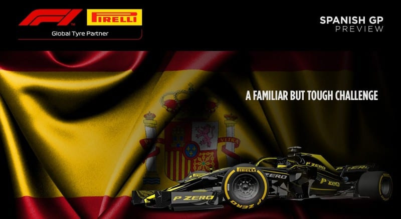 Pirelli's take on Barcelona