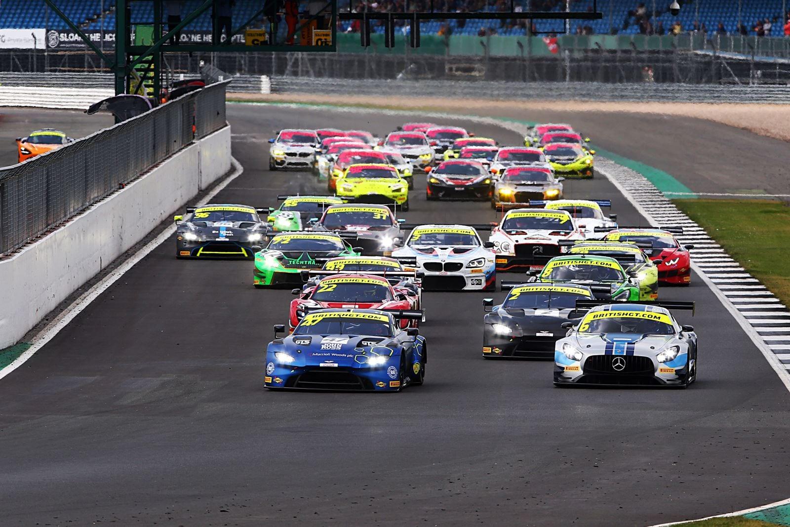 British GT Championship R 5 – Spa-Francorchamps