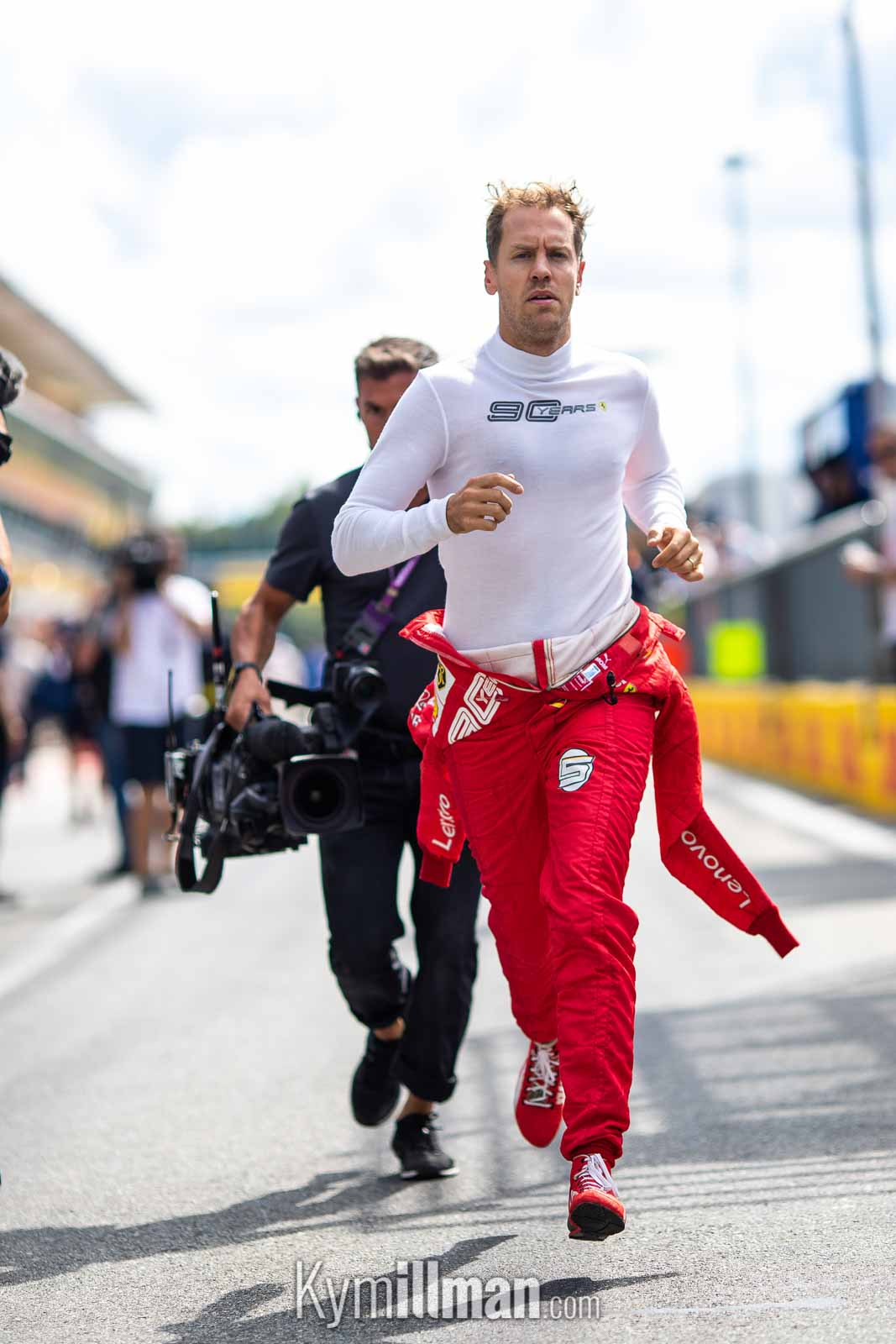 A Pall over Seb in Singapore?
