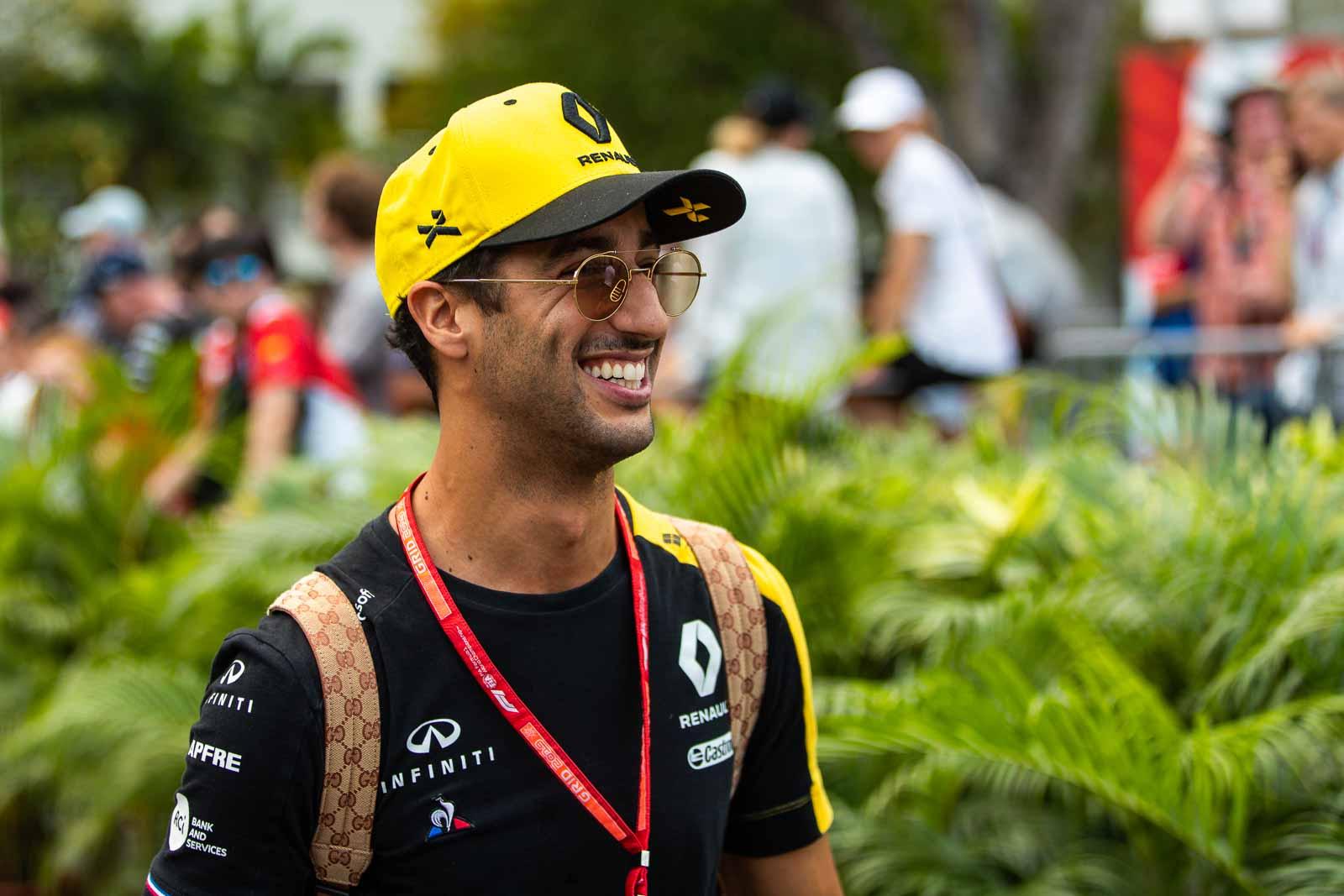 Ricciardo, Hulkenberg DQs Stand!