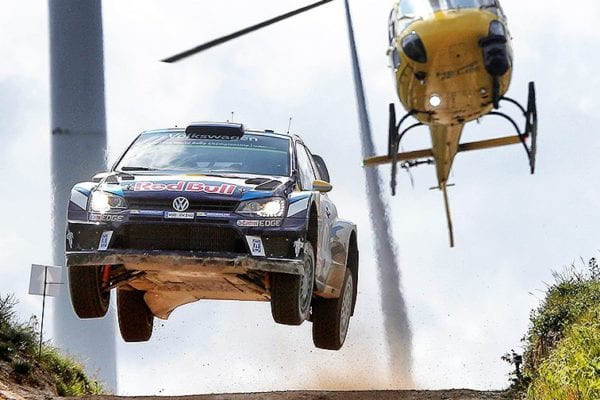2019 Rally Australia Cancelled