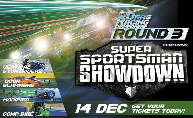 Super Sportsman Showdown