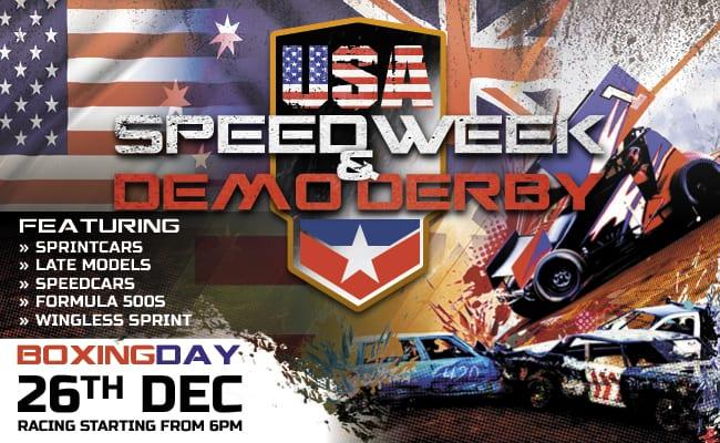 WA v USA Speedweek